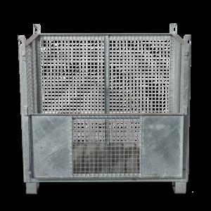 Kosz transportowy na stojaki trójnożne i głowice FW, szalunki budowlane