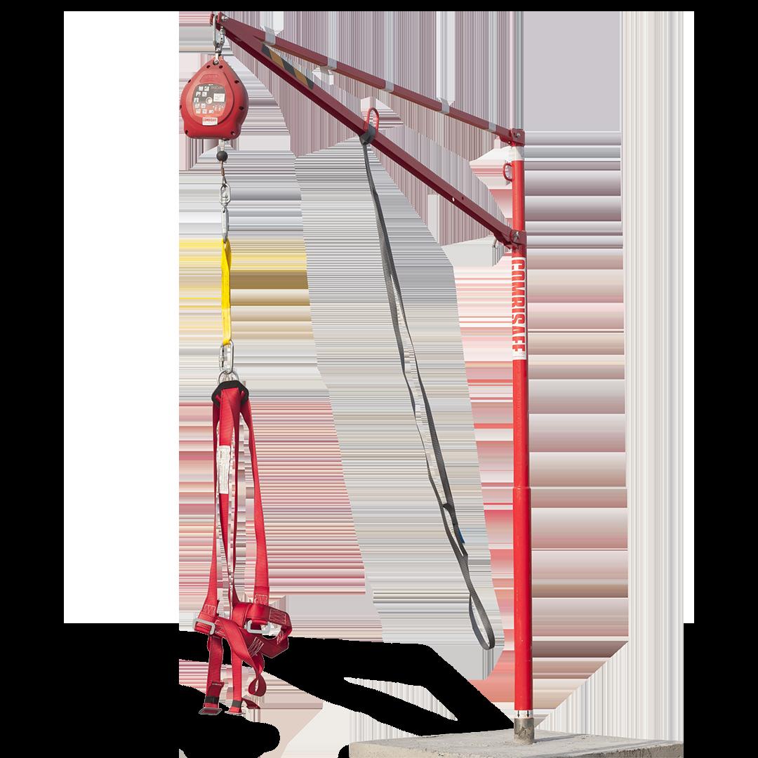 Urządzenie kotwiczące SkyReach, szalunki budowlane