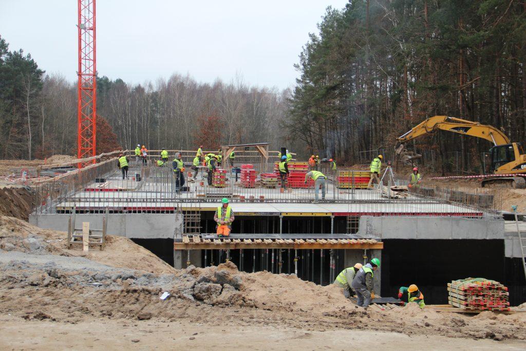 budowa osiedla mieszkalnego w Olsztynie